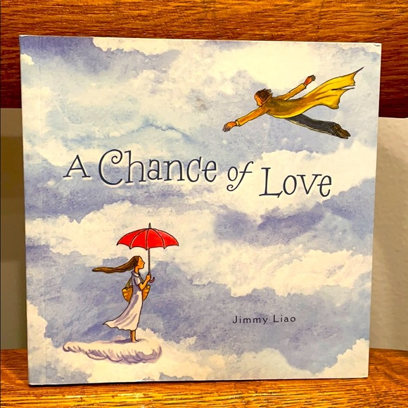 A Chance of Love ❤️ gift book by Jimmy Lial